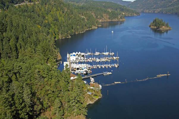 Goldstream Boathouse Marina