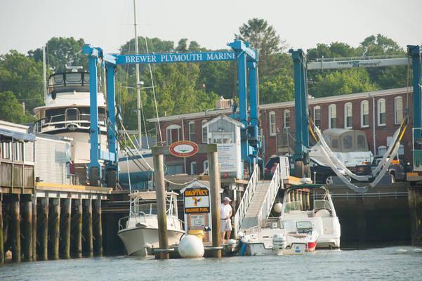 Brewer Plymouth Marine