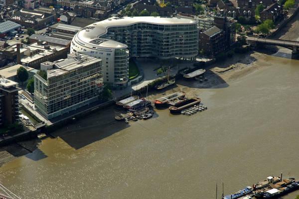 Albert Wharf