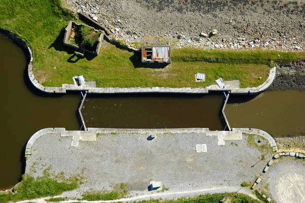 Tralee Canal Lock