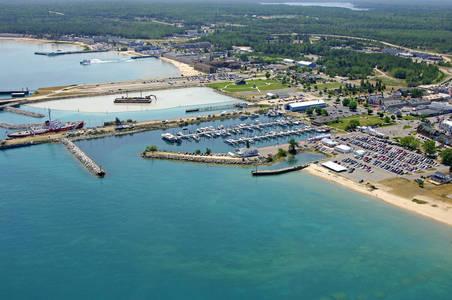 Mackinaw City Municipal Marina