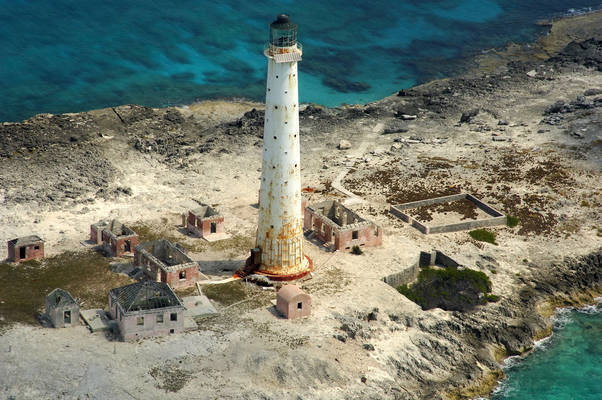 Great Issac Light (Great Isaac Cay Lighthouse)