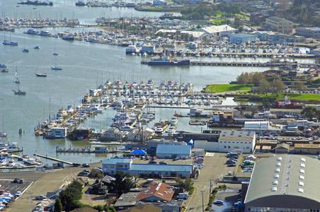 Sausalito Shipyard & Marina
