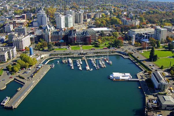 Causeway Marina - Greater Victoria Harbour Authority