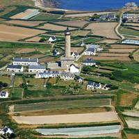 Ile De Batz Lighthouse