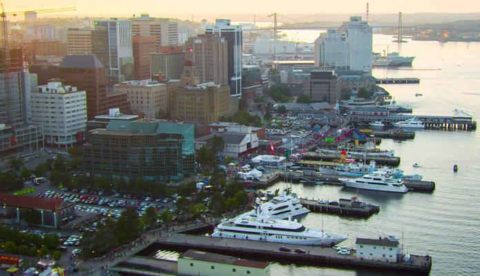 Halifax Waterfront Marina