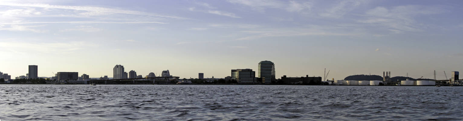 New Haven Harbor