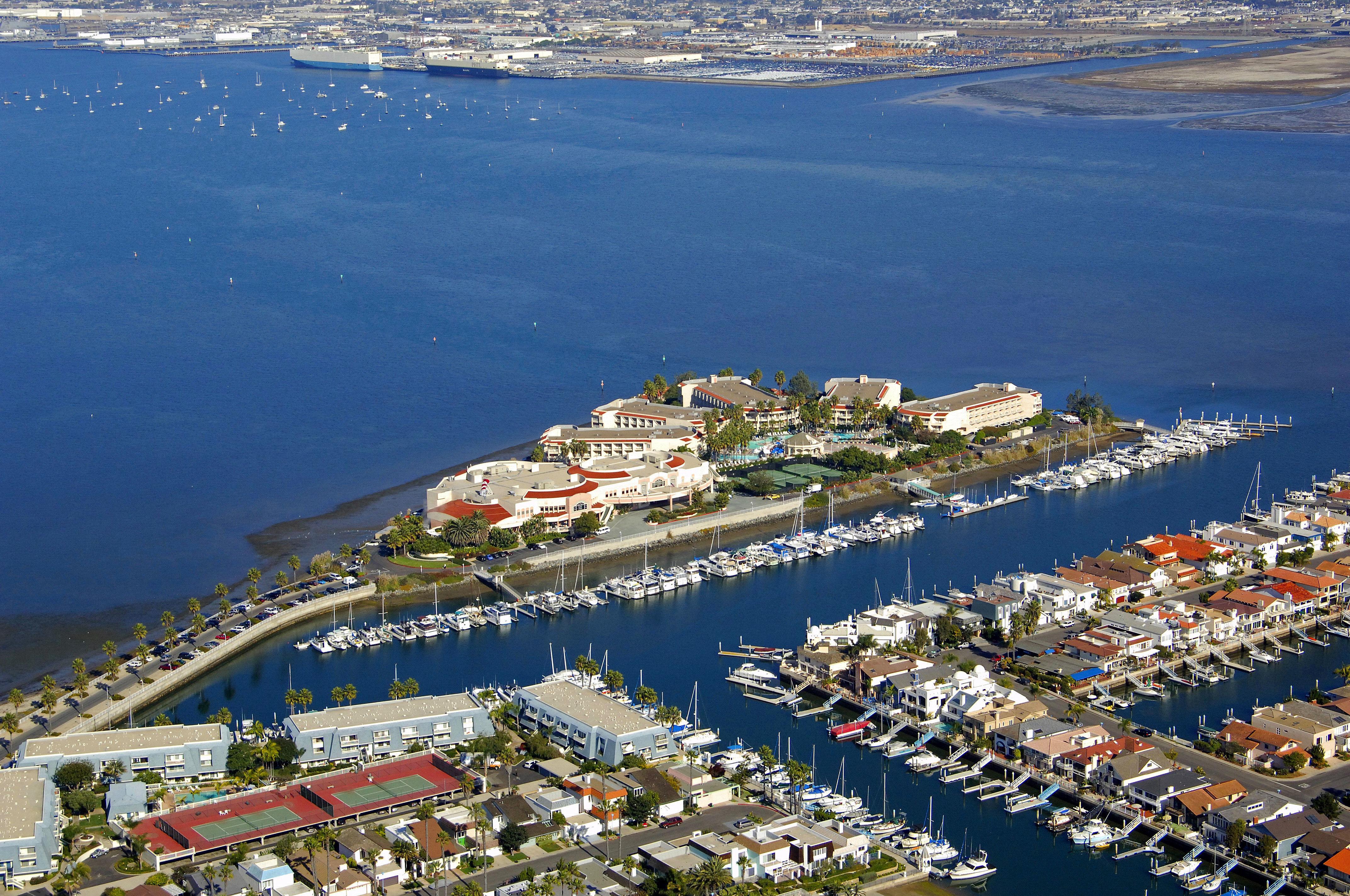 Loews Crown Isle Marina In Coronado Ca United States