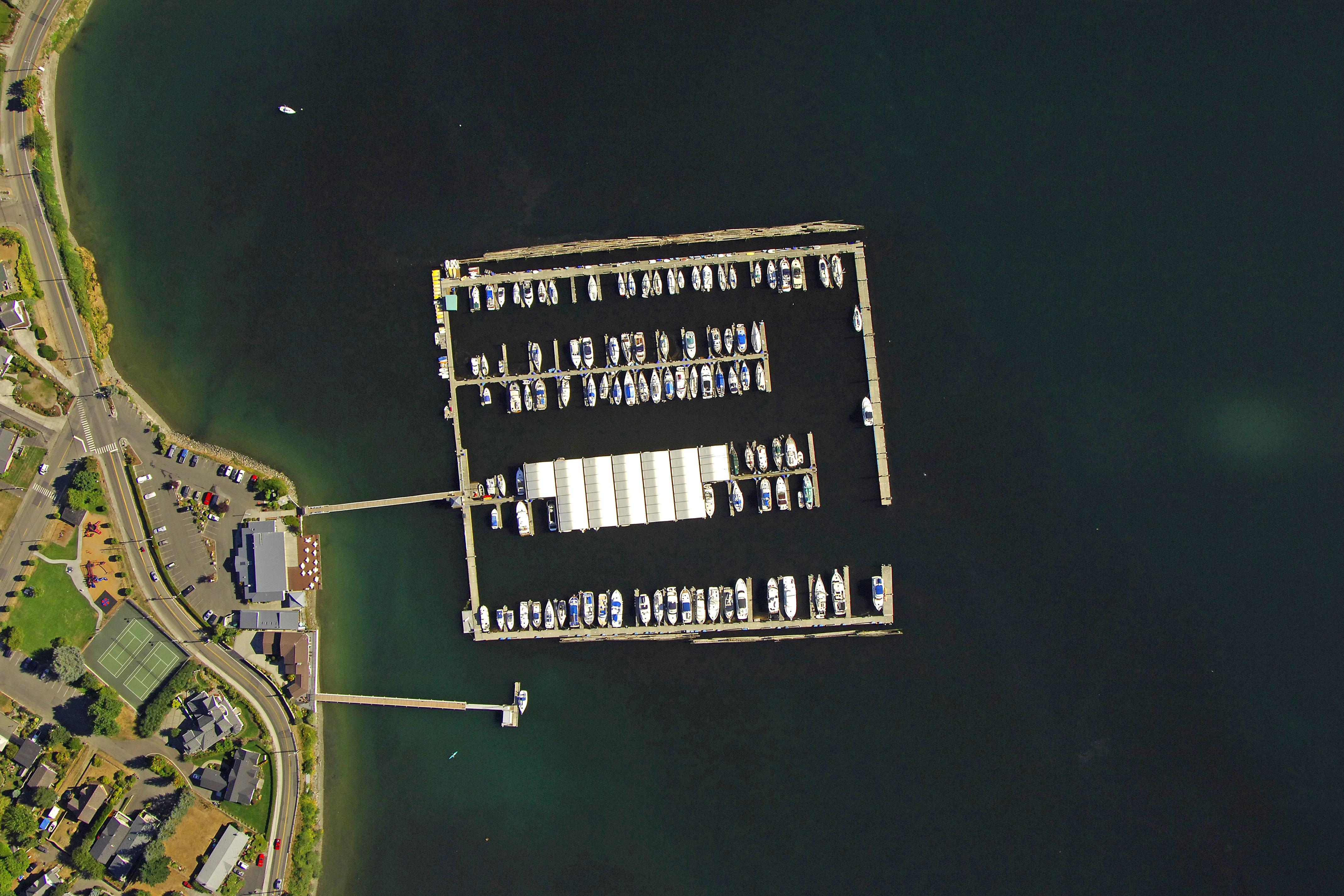 Poulsbo Yacht Club In Poulsbo Wa United States Marina