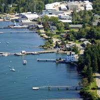 Southwest Harbor Town Dock