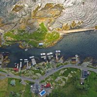 Blue Rocks Harbour