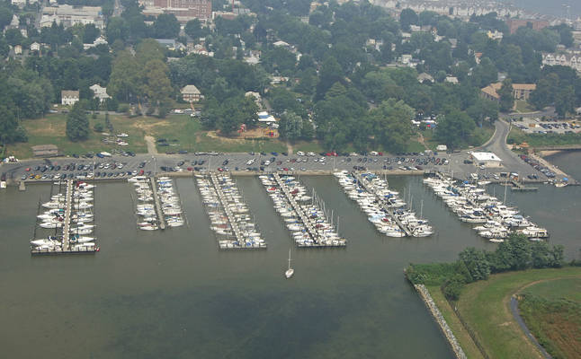 Havre de Grace City Yacht Basin