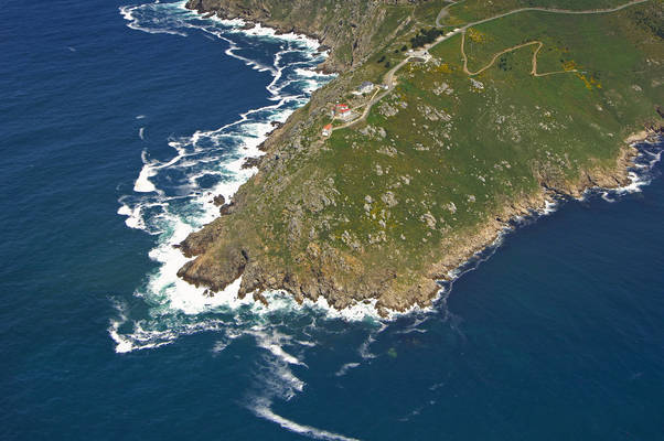 Cape Finisterre Light (Cape Fisterra Light)