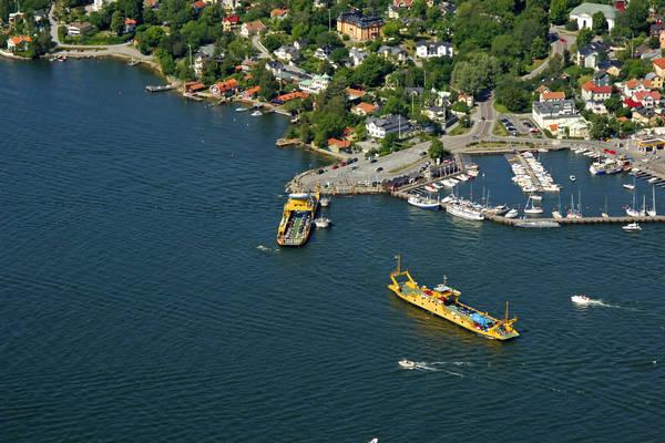 Vaxholm Ferry Terminal