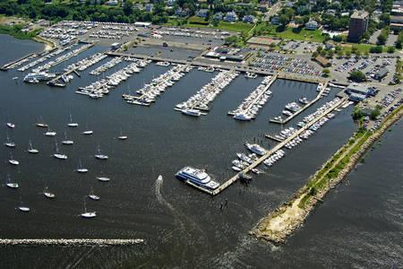 Atlantic Highlands Municipal Harbor