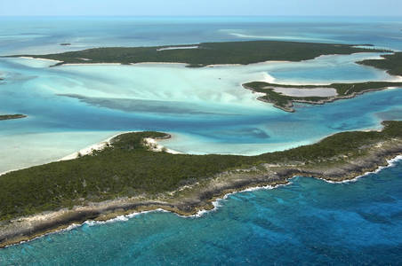 Lignumvitae Cay Anchorage