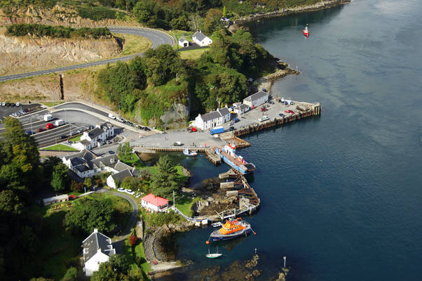 Port Askaig Ferry Harbour