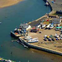 Coquet Boat Yard
