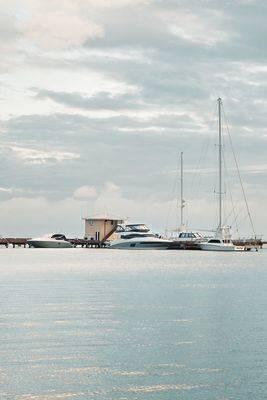 The Placencia Marina