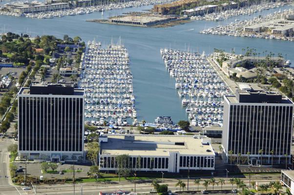 Santa Monica Yacht Club Marina