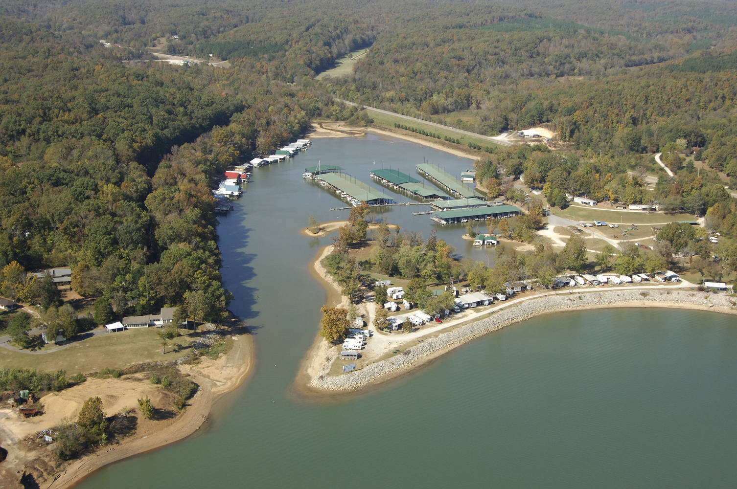 Non Ethanol Gas >> Perryville Marina slip, dock, mooring reservations - Dockwa