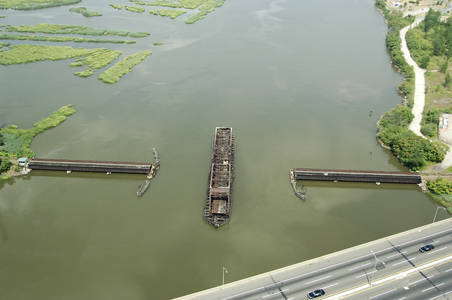 Conrail Swing Bridge