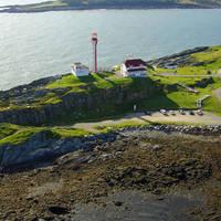 Cape Forchu Lighthouse