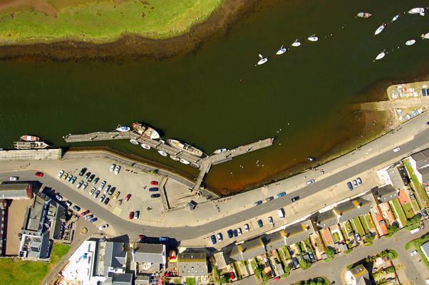 Irvine Harbour