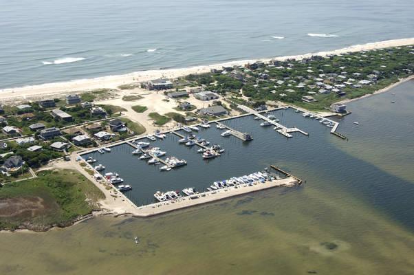 Davis Park Marina