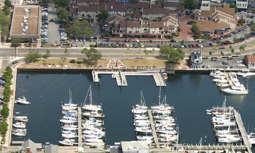 Providence-Newport Ferry, Newport