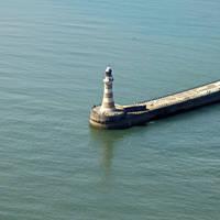 Roker Pier Lighthouse