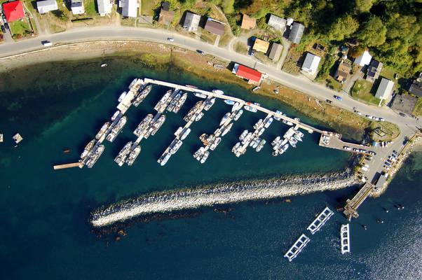 Alert Bay Boat Harbour