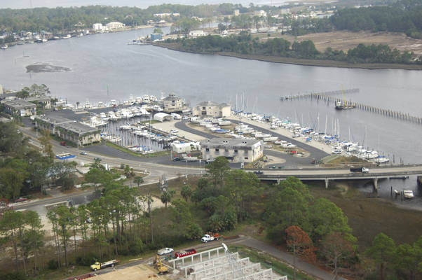Moorings At Carrabelle
