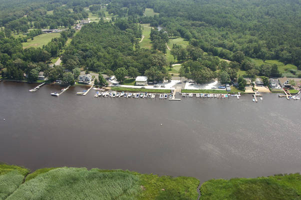 Shady River Marina