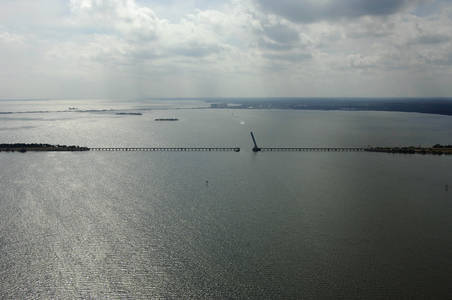 NASA Railroad Bascule Bridge