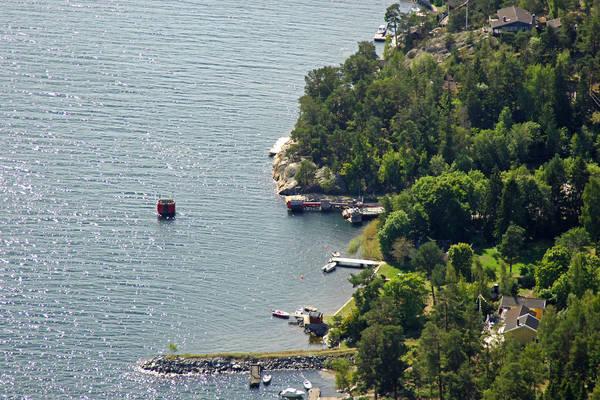 Yxlan South Dock Ferry