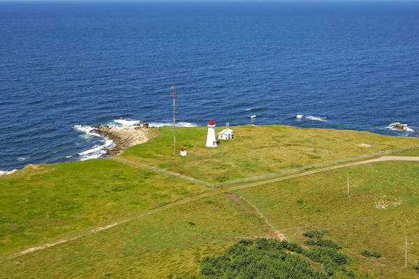Enragee Point Lighthouse