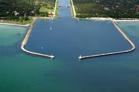 Falsterbo Canal Inlet