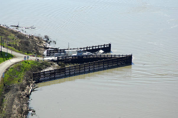 Rio Vista Ferry West
