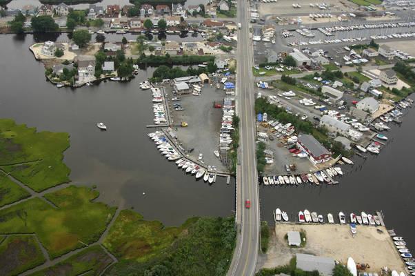 Sherer's Boat Basin