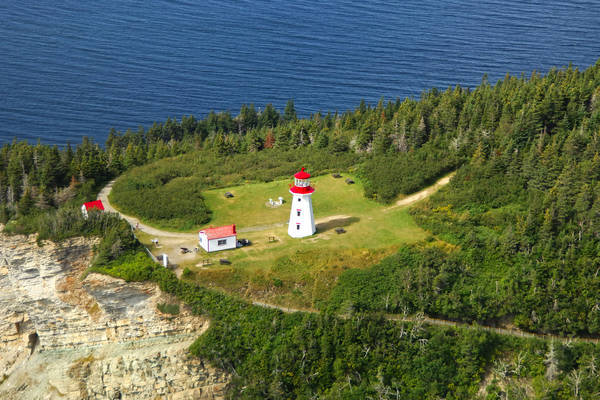 Cape Gaspe Lighthouse