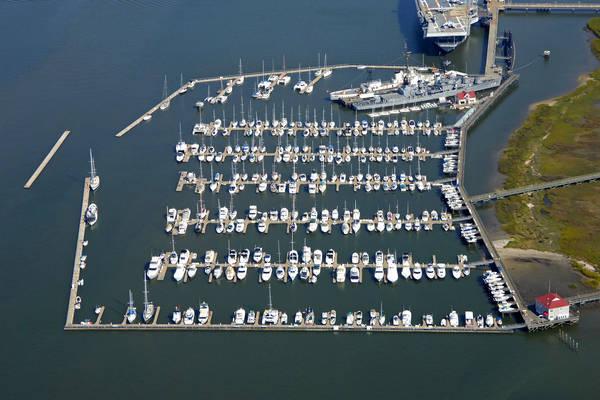 Charleston Harbor Marina