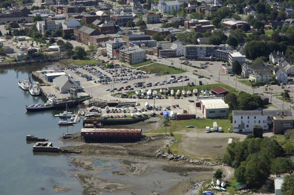 Rockland-Vinalhaven Ferry Terminal