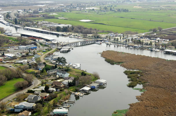 Taylor Slough South Inlet East Branch
