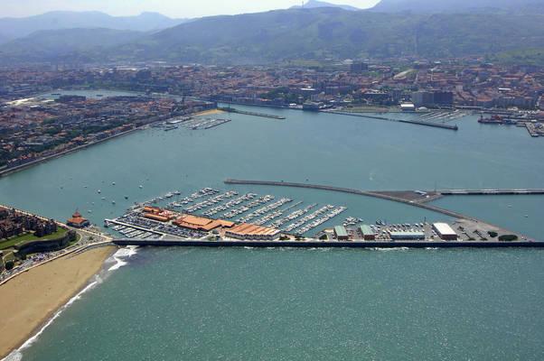 Puerto Deportivo de El Abra-Getxo