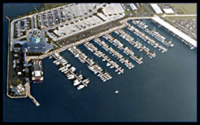 South Shore Harbor Marina