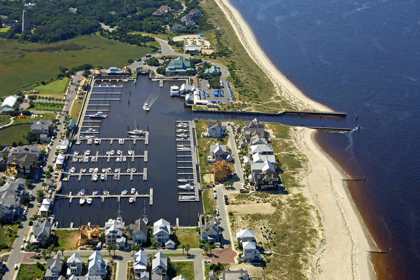 Bald Head Island Marina