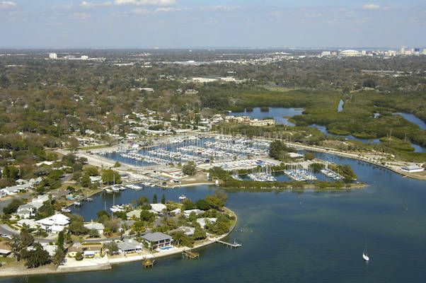 Gulfport Municipal Marina