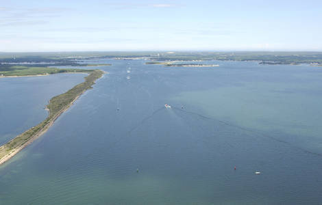 Cape Cod Canal Inlet South
