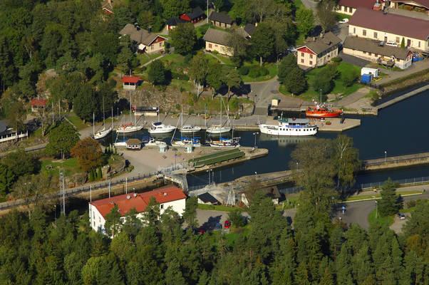 Gota Alv Trollhattan Yacht Harbour
